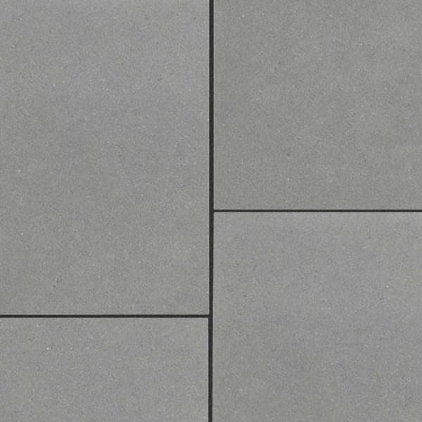 Semmelrock Citytop Grande Kombi térkő - 6 cm - betonszürke