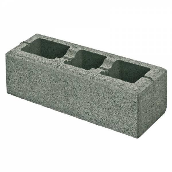 Semmelrock Rivago nagykő - 60 x 20 x 16 cm - középszürke