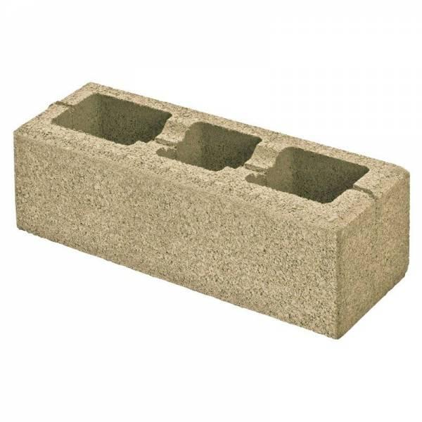 Semmelrock Rivago nagykő - 60 x 20 x 16 cm - világos bézs