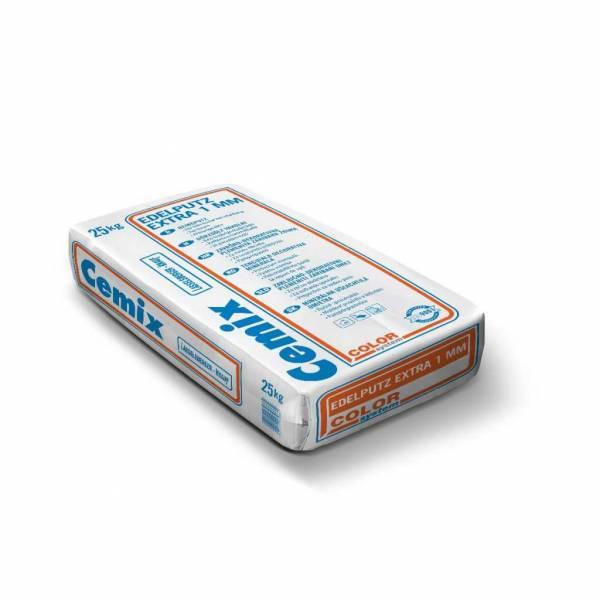 LB-Knauf Edelputz Extra 4 dörzsölt színezővakolat fehér - 25kg