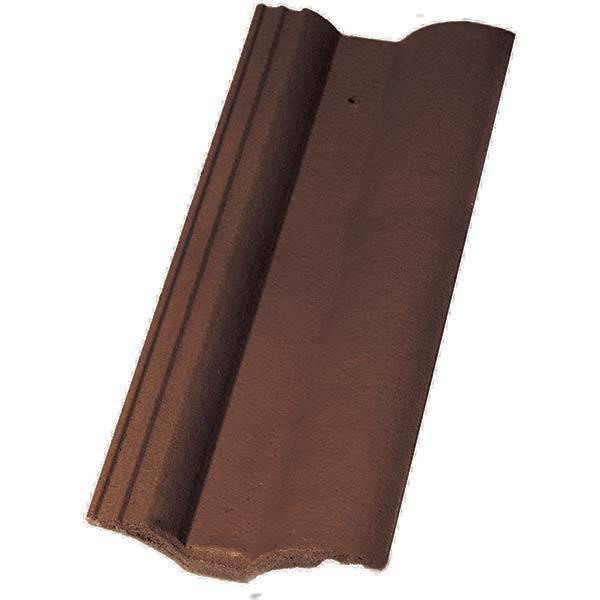 Bramac Római Protector félcserép barna
