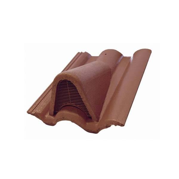 Bramac Római Protector szellőzőcserép barna