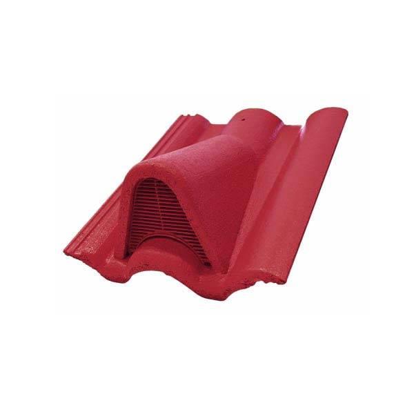 Bramac Római Protector szellőzőcserép rubinvörös