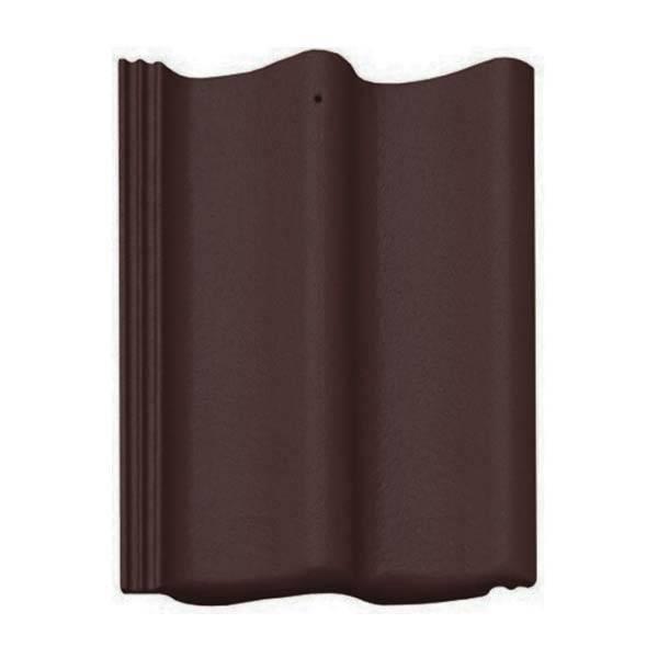 Bramac Duna Protector tetőcserép barna
