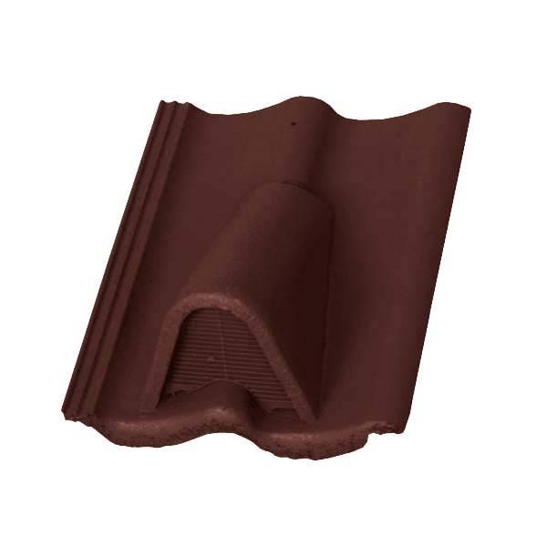 Bramac Duna Protector szellőzőcserép barna