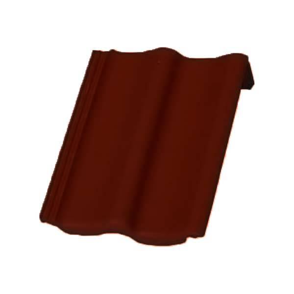 Bramac Duna Protector félnyeregtető cserép barna