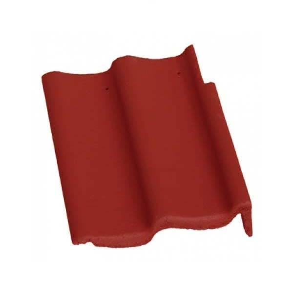 Bramac Duna Merito Plus szegélycserép jobbos rubinvörös