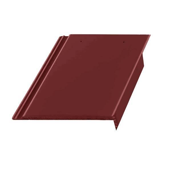 Bramac Tegalit Star szegélycserép vörösbarna