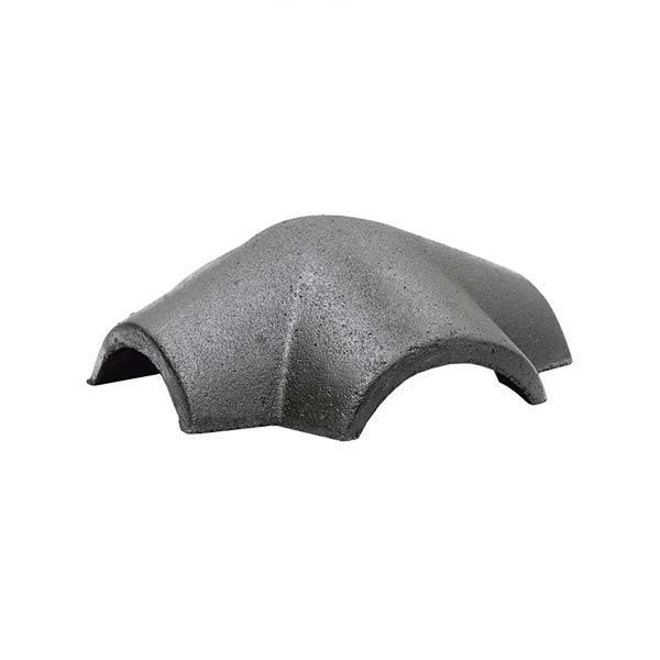 Bramac Tegalit Star elosztó kúpcserép ezüst-metál