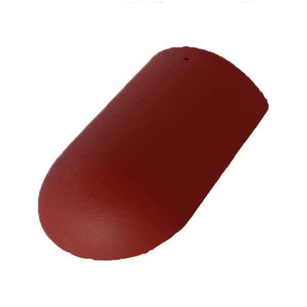Bramac Tegalit Star kezdő kúpcserép vörösbarna
