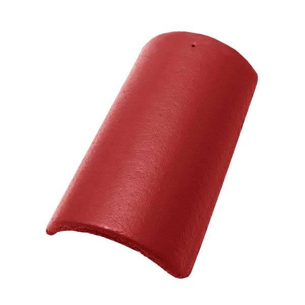 Bramac Reviva Protector kúpcserép rubinvörös