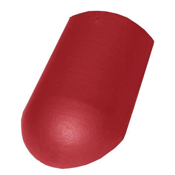 Bramac Reviva Protector kezdő kúpcserép rubinvörös