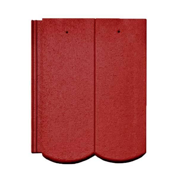 Bramac Reviva Merito Plus tetőcserép rubinvörös