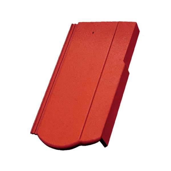 Bramac Reviva Protector félszegélycserép rubinvörös jobbos