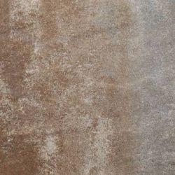 Semmelrock Suprema kombi térkő 6cm szürkésbarna melírozott