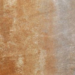 Semmelrock Suprema kombi térkő 6 cm sárgásbarna melírozott