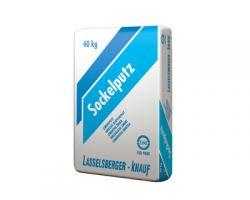 LB Knauf cementes alapvakolat Sockelputz Squash 40kg