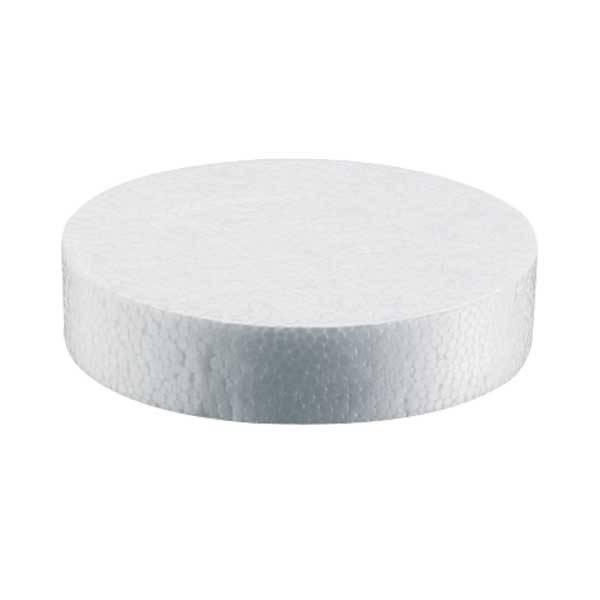 LB-Knauf Polisztirol pogácsa fehér (100db)