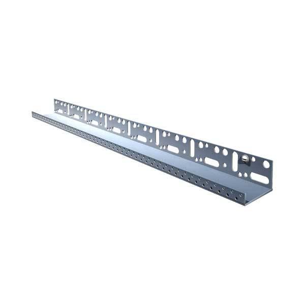 LB Knauf vízorros Lábazati indítóprofil 8CM, 2,5M