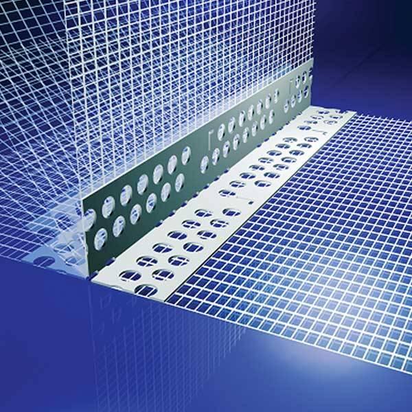 LB Knauf Hajlítható PVC élvédő 25M