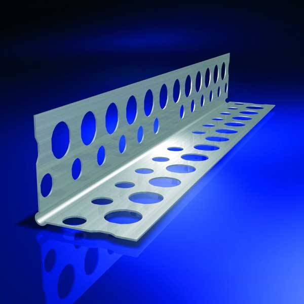 LB-Knauf Sarokvédő aluminium profil 3M