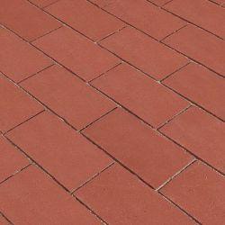 Semmelrock Penter Landhaus térburkoló klinkertégla 26x14x5 cm vörös érdes