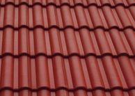 Bramac Római Novo tetőcserép rubinvörös