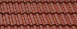 Bramac Merito Plus tetőcserép rubinvörös