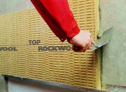 Rockwool Frontrock MAX E 1000x600x100 mm vakolható szigetelő lemez