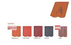 Bramac Reviva Novo szellőzőcserép rubinvörös