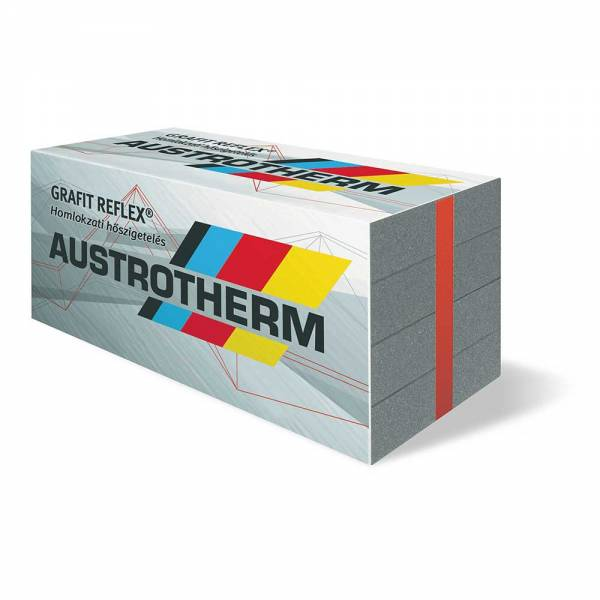 Austrotherm Grafit Reflex homlokzati hőszigetelő lemez 60 mm