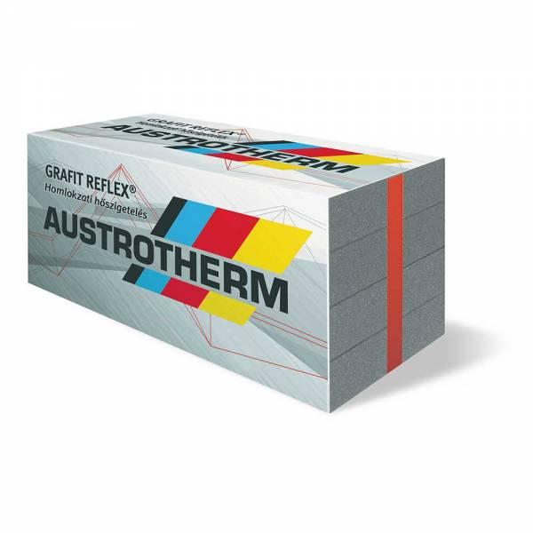 Austrotherm Grafit Reflex homlokzati hőszigetelő lemez 100 mm