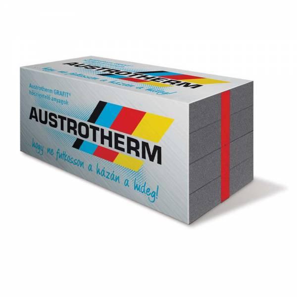 Austrotherm Grafit 80 homlokzati hőszigetelő lemez 120 mm