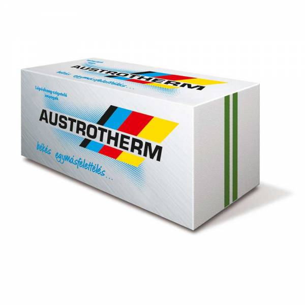 Austrotherm Grafit L4 lépéshangszigetelő lemez 20 mm