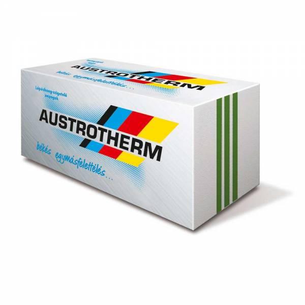 Austrotherm Grafit L5 lépéshangszigetelő lemez 30 mm