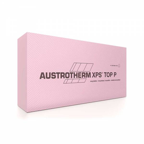 Austrotherm XPS TOP P extrudált polisztirol lemez 60 mm