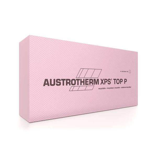 Austrotherm XPS TOP P extrudált polisztirol lemez 80 mm