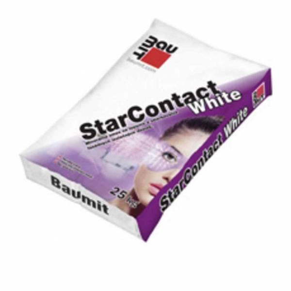 Baumit StarContact, cementbázisú ragasztó - 25kg
