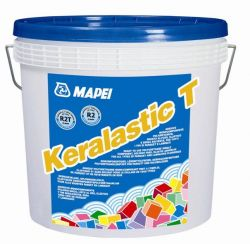 Mapei keralastic T poliuretán kétkomponensű ragasztó 5 kg fehér
