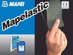 Mapei mapelastic kétkomponensű kenhető kül-és beltéri vízszigetelés 32 kg világos