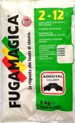 Mapei Adesital Fugamagica fugázóhabarcs 040 szürke 5 kg
