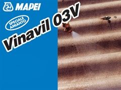 Mapei Vinavil 03V azbesztcementlap bevonó anyag 10 kg