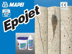 Mapei Epojet epoxi alapú injektáló-, és öntőgyanta 4 kg