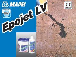 Mapei Epojet LV epoxi alapú injektáló-, és öntőgyanta 2,5 kg