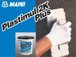 Mapei Plastimul 2K Plus bitumenes vízszigetelő emulzió 30 kg
