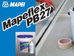 Mapei Mapeflex PB 27 kétkomponensű kül-, és beltéri dilatációs hézagkitöltő 10 kg