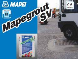 Mapei Mapegrout SV gyorskötésű és gyorsszilárdulású habarcs beton javításhoz 25 kg