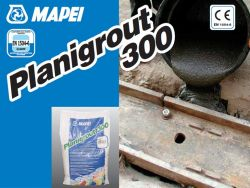 Mapei Planigrout 300 háromkomponensű folyós epoxi habarcs sérült betonszerkezetekhez 37 kg