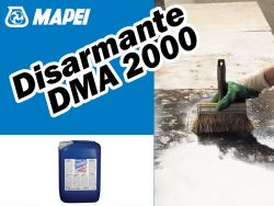 Mapei DMA 2000 kémiai és fizikai úton ható formaleválasztó 23 kg