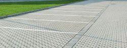 Solido térkő 16,5 x 20 x 6 szürke